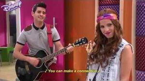Violetta - Season 2 - Just Say Yes - Sing Along