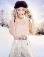 Martina Stoessel Snow 4