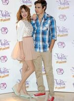 Martina and Jorge
