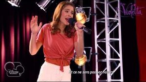 "Violetta - ""Ahí estaré"" (épisode 31) - Exclusivité Disney Channel"