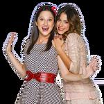 Francesca and Violetta