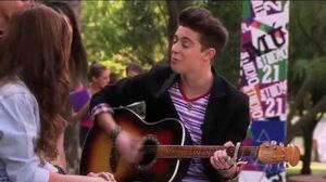 "Violetta - Federico sings ""See You Again"""