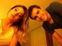 Jorge and Martina photo