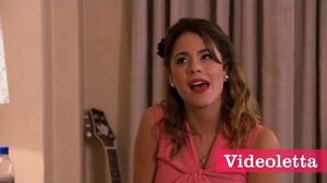 """Violetta 2 English - Soy mi mejor momento (""""This is my best moment"""") Ep"""