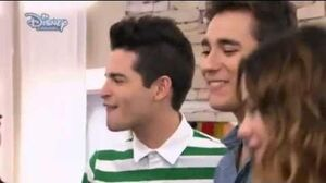 Violetta 2 English - Shout it out ( Tienes el talento)