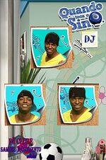 Samu as DJ