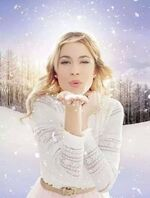 Martina Stoessel Snow 5
