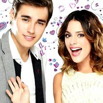 Violetta and leon
