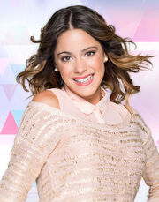 Violetta Season 2 Promotional Picture