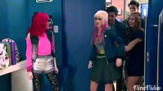 Junto A Ti, Roxy and Fausta, English version.