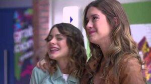 Violetta Video Musical ¨Algo se enciende¨-0