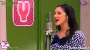 Violetta Momento Musical Francesca canta 'Veo Veo' en jazz-0