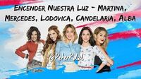 Violetta 3 - Encender Nuestra Luz - Letra HQ Letras HD
