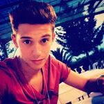 Ruggero at the beach