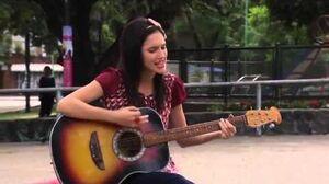 """Violetta Francesca sings """"Tienes Todo"""""""