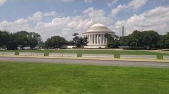 William's field trip to Washington, DC