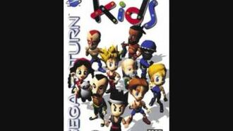 Virtua Fighter Kids OST Theme of Lau