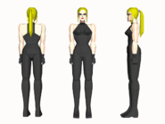 Virtua Fighter Art Sarah 02
