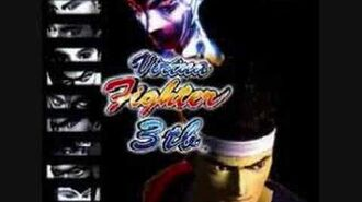 Virtua Fighter 3tb OST Theme of Jacky