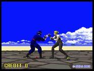 Virtua Fighter Arcade1993