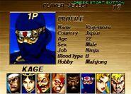 Kage-Maru Remix Bio