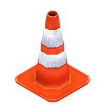 Traffic cone preview