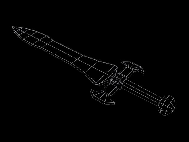 File:Sword wireframe.jpg