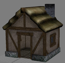 Peasant house preview 1