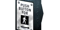 Crosswalk button