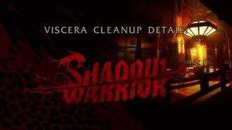 Viscera Cleanup Detail- Shadow Warrior - Official Trailer