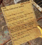 Bob note 18-01-2184