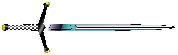 Tourmaline Sword