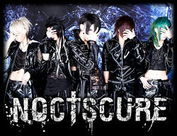 NOCTSCURE countdown 2014
