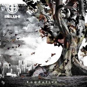 Album deluhi yggdalive first press 00