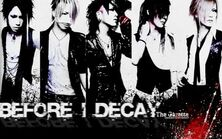 Before I Decay