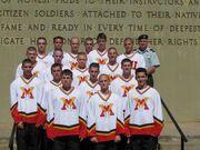 2007-08 Hockey team photo