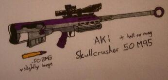 Skullcrusher M95