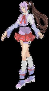 Yumeloid - Umi Nagisa - New Outfit copia