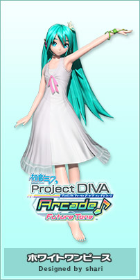 File:Hatsune Miku White One Piece PDArcadeFT Module.jpg