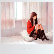 MikitoP's first album - moji moji.jpg