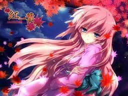 "Image of ""紅一葉 (Akahitoha)"""