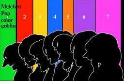 """Image of """"メルヘンポップカラーゴブリン (Melchen Pop Color Goblin)"""""""