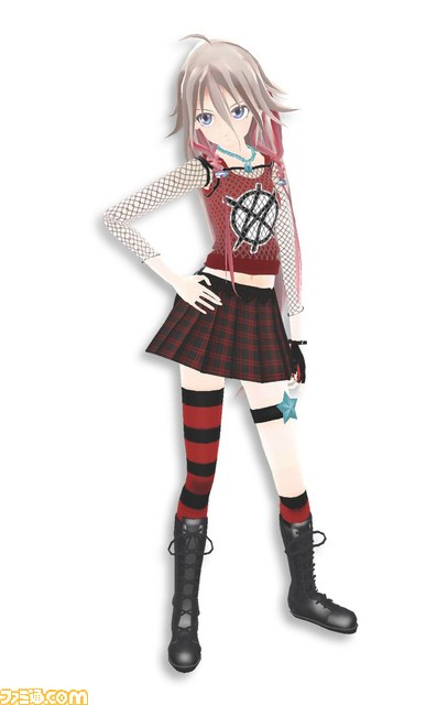 IAVT-Costume-Punk Rock-01