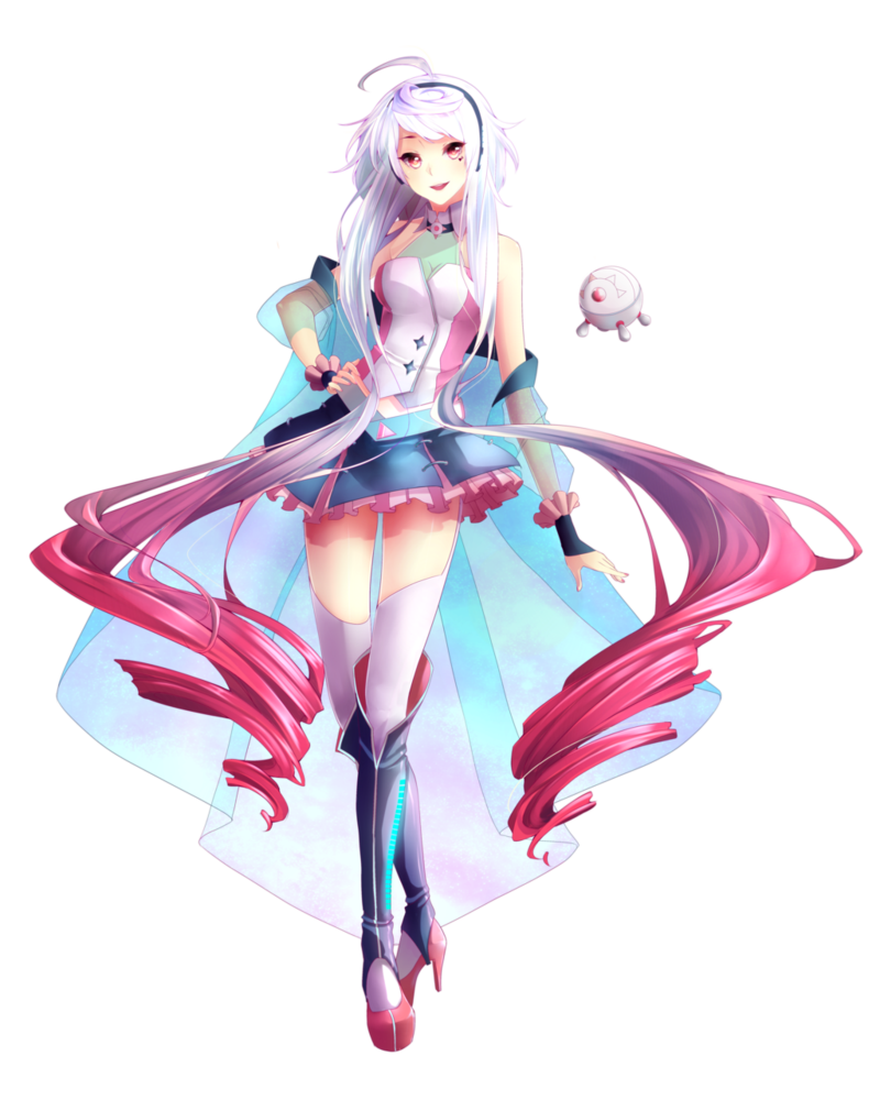 Female Warrior 2.0 (Banjou)   MikuMikuDance Wiki   Fandom