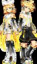 Illu Vocaloid Kagamine RinLen Append