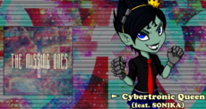 Cybertronic queen the missing ones crossfade