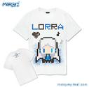 Lorra pixel shirt