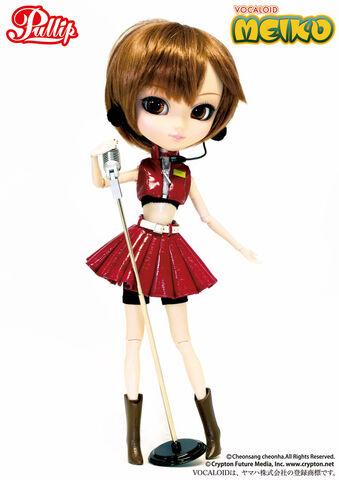 Файл:Pullip Meiko.jpg