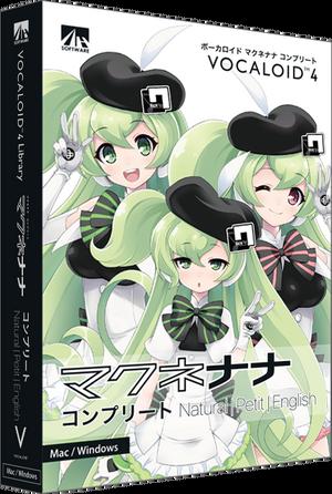 V4 Nana Complete box