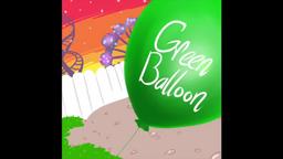 "Image of ""Green Balloon"""